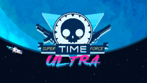 Cover for Super Time Force.