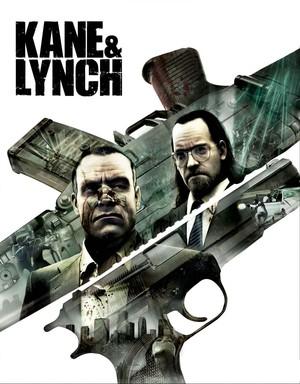 Cover for Kane & Lynch: Dead Men.