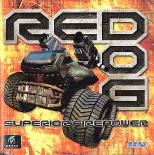 Cover for Red Dog: Superior Firepower.