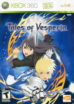 Cover for Tales of Vesperia.