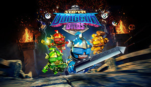 Cover for Super Dungeon Bros.