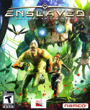 Cover for Enslaved: Odyssey to the West.