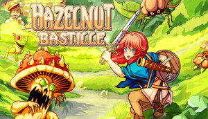 Cover for Hazelnut Bastille.