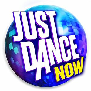 Cover for Just Dance Now.
