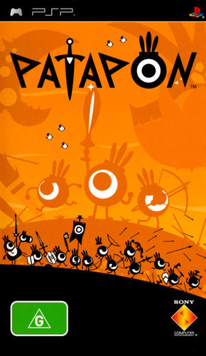 Cover for Patapon.
