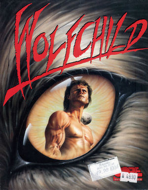 Cover for Wolfchild.