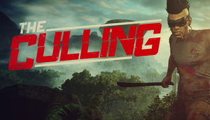 Cover for The Culling.