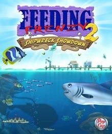 Cover for Feeding Frenzy 2: Shipwreck Showdown.