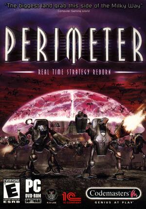 Cover for Perimeter.