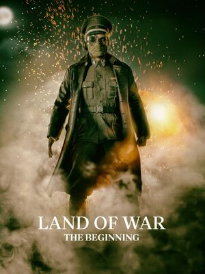 Cover for Land of War: The Beginning.