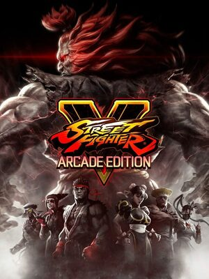 Cover for Street Fighter V: Arcade Edition.