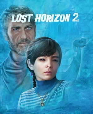 Cover for Lost Horizon 2.