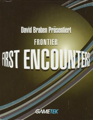 Cover for Frontier: First Encounters.