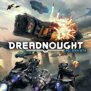 Cover for Dreadnought.