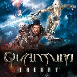 Cover for Quantum Theory.