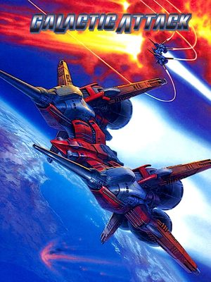 Cover for Galactic Attack.