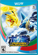 Cover for Pokkén Tournament.