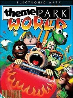 Cover for Theme Park World.