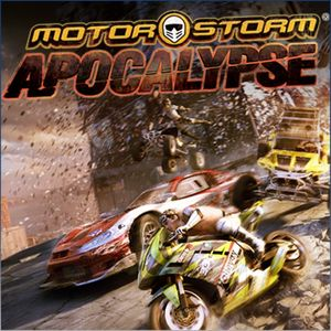 Cover for MotorStorm: Apocalypse.