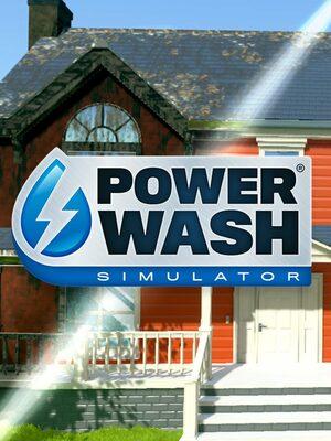 Cover for PowerWash Simulator.
