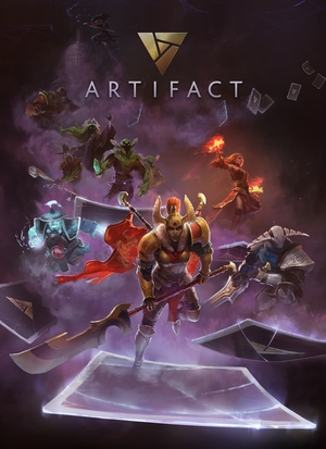Cover for Artifact.