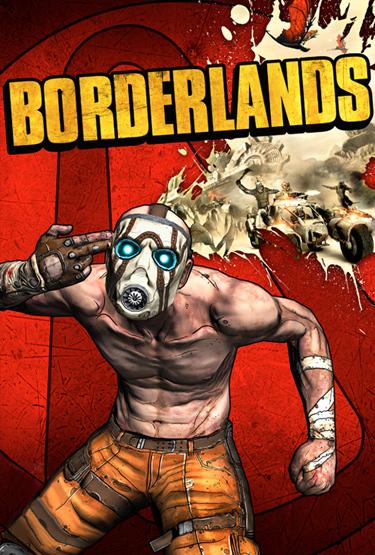 Cover for Borderlands.