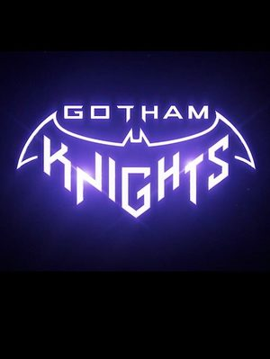 Cover for Gotham Knights.