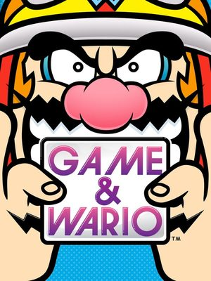 Cover for Game & Wario.