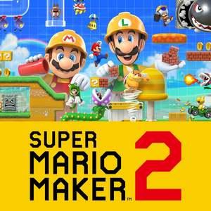 Cover for Super Mario Maker 2.