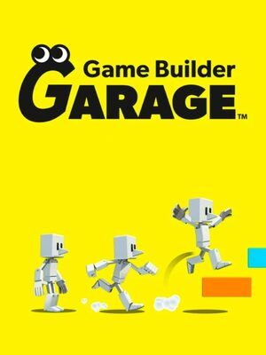 Cover for Game Builder Garage.