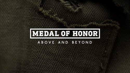Cover for Medal of Honor: Above and Beyond.