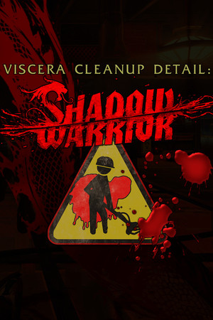 Cover for Viscera Cleanup Detail: Shadow Warrior.