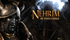 Cover for Nehrim: At Fate's Edge.