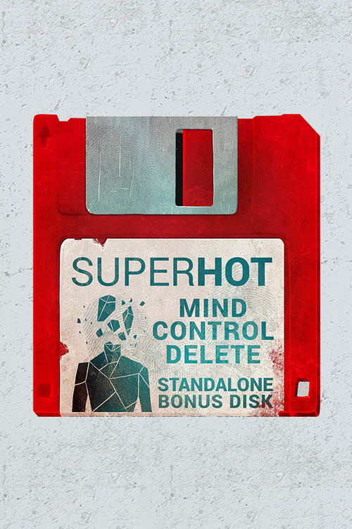 Cover for Superhot: Mind Control Delete.