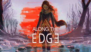 Cover for Along the Edge.
