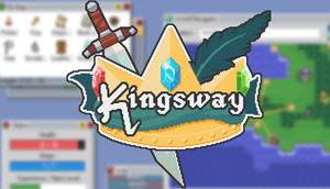 Cover for Kingsway.