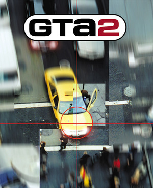 Cover for Grand Theft Auto 2.