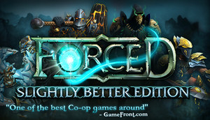 Cover for Forced.