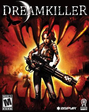 Cover for Dreamkiller.