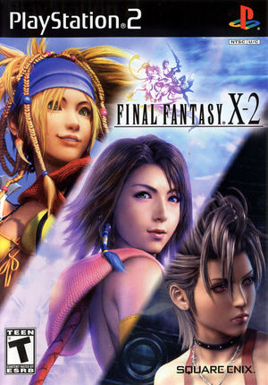 Cover for Final Fantasy X-2.