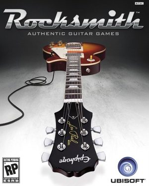 Cover for Rocksmith.