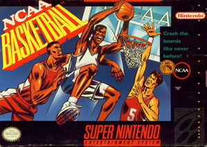 Cover for NCAA Basketball.