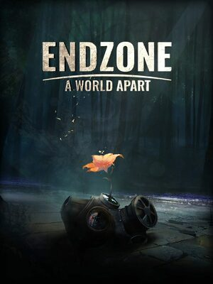 Cover for Endzone: A World Apart.