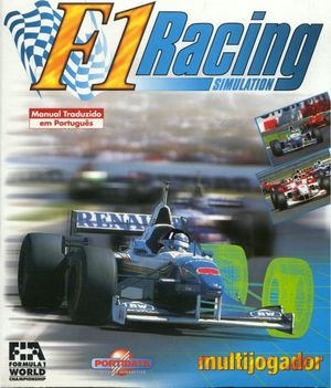 Cover for F1 Racing Simulation.