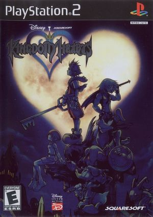 Cover for Kingdom Hearts.