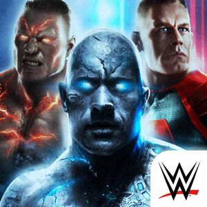 Cover for WWE Immortals.