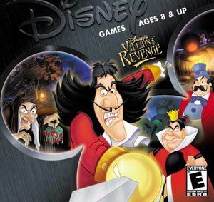 Cover for Disney's Villains' Revenge.