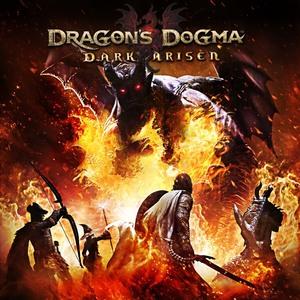 Cover for Dragon's Dogma: Dark Arisen.