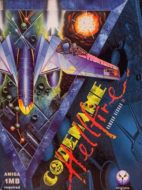 Cover for Armour-Geddon 2: Codename Hellfire.