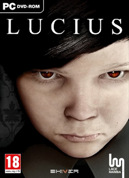 Cover for Lucius.